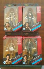 DC Multiverse 4 Wonder Woman Hippolyta Trevor Ares Figure Set Lot Ships Free 24