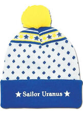 *NEW* Sailor Moon: Sailor Uranus Pom Beanie by GE Animation