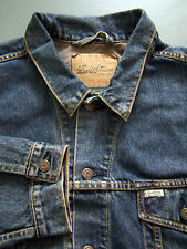 Levi's Signature Denim Jacket Men's XXXL 3XL 3X Extra Large Blue Vtg # LJKTa020