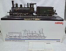 """Märklin 55530 Spoor 1 ROYAL Bayerische B VI DIGITAAL """"TRISTAN"""" SPECIAAL SUPER !"""