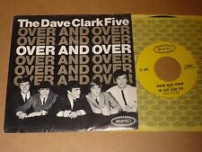 "Dave Clark Five ""Over And Over"" US Epic P/C 45"