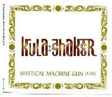 KULA SHAKER CD Mystical Machine Gun JAPANESE PROMO ONLY Mint