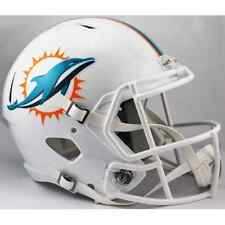 MIAMI DOLPHINS NFL Riddell SPEED Full Size Replica Football Helmet