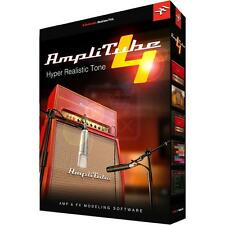 IK Multimedia Amplitube 4 Guitar Amplifier Software Download