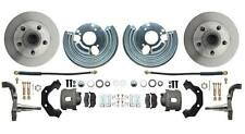 Mopar 1962-74 B & E Body Standard Disc Brake Conversion Kit Wheel Kit Only