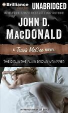 The Girl in the Plain Brown Wrapper 10 by John D. MacDonald (2014, MP3 CD,...