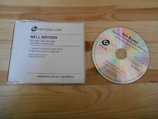 CD Pop Nell Bryden - Second Time Around (2 Song) Promo COOKING VINYL