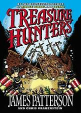 Treasure Hunters - Book 1 - By James Patterson and Chris Grabenstein - 2013