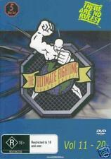 UFC VOLUME 11-20 - ULTIMATE FIGHTING CHAMPIONSHIPS NEW SPORT DVD MOVIE SEALED