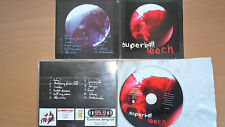 Superball/Leech 11-Tack Album Austro Mechana  Austria/CD