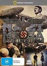 National Geographic: Nazi Megastructures NEW R4 DVD