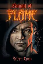 Knight of Flame (Chronicles of the Knights Elementalis)-ExLibrary