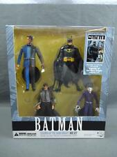 DC Direct Batman Legends of the Dark Knight 4pc Action Figure Box Set MIB Sealed