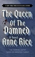 Vampire Chronicles #3: The Queen of the Damned by Anne Rice (Mass Market PB)