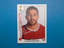 Panini World Cup Brasil 2014 n.340 Ricardo Rodriguez Switzerland