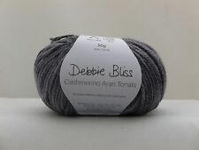 Debbie Bliss Cashmerino Aran Tonals x 50g ~ Choose Colour