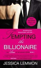 Tempting the Billionaire (Love in the Balance)-ExLibrary