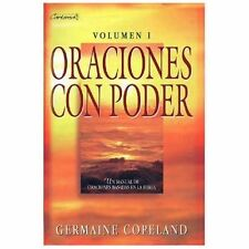 ORACIONES CON PODER/ PRAYERS THAT AVAIL MUCH - GERMAINE COPELAND (PAPERBACK) NEW