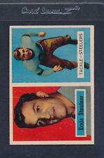 1957 Topps #092 Ernie Stautner Steelers VG *14