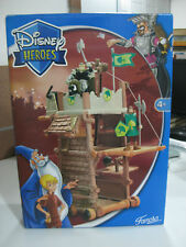 VERY RARE 2004 DISNEY HEROES CATAPULT THE SWORD IN THE STONE,FAMOSA TOYS SPAIN