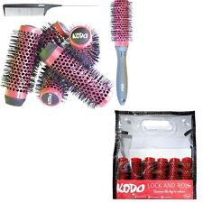 KODO - Lock and Roll Set - Red 6 X 35mm Barrels/Heads, Handle and Comb