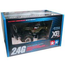 Tamiya 1:10 WR02 XB Wild Willy 2 w/2.4Ghz RTR EP RC Car 2WD #57743