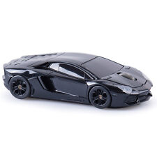 Landmice LAMBORGHINI AVENTADOR LP700-4 Car COMPUTER WIRELESS MOUSE-NERO