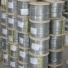 5 Meter length SS304 OD 1 MM  7*7 Stainless Steel Wire Rope