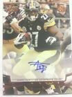 2013 Topps Prime JONATHAN DWYER Autographed Copper Rainbow Parallel SSP #10/10