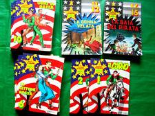 IL PICCOLO SCERIFFO OLD AMERICA 14 fascicoli collezione 1990