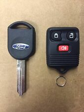 New OEM Ford 4D63 Cypto 80 Bit Transponder Key & Remote 164-R8040 8L3Z-15K601B