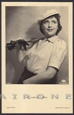 DOROTHEA WIECK 03 ATTRICE ACTRESS SCHAUSPIELERIN CINEMA MOVIE STAR Cartolina FOT