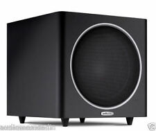Polk Audio PSW110 Powered / Active SubWoofer, 10 Inches, 200w - Black Color