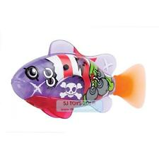 Zuru - RoboFish Pirates-1 Artificial Robot Pet Toy