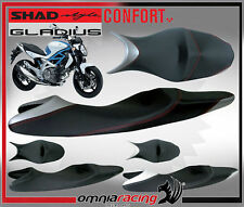 Sella comoda sostitutiva in gel Shad Suzuki Gladius 650 2009 12 saddle seat SFV