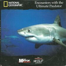 NATIONAL GEOGRAPHIC = ENCOUNTER WITH THE ULTIMATE PREDATOR  = PROMO VGC