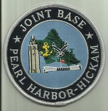 PEARL HARBOR HICKAM AFB JOINT BASE USAF US.NAVY PATCH HAWAII USA AIRCRAFT. PILOT