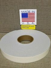 30 Feet PVC Foam Adhesive Weather Stripping Auveco #20922 Truck Cap Flange Tape