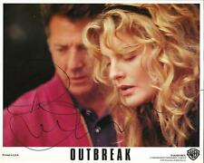 Hand Signed 8x10 photo Lobby Card RENE RUSSO in OUTBREAK - Ransom Lethal Weapon