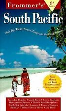Frommer's SOUTH PACIFIC w/ Fiji Tahiti Samoa Tonga Cook Islands ~ Travel Book