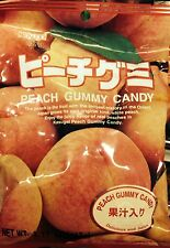 Kasugai Gummy Japanese Candy Peach******