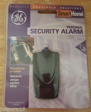 GE NEW Wireless Household Solutions Personal Security Alarm