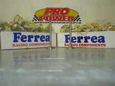 """NEW FERREA STAINLESS STEEL VALVES 2.190"""" 1.710"""" 11/32""""  FORD 351C  MUSTANG"""