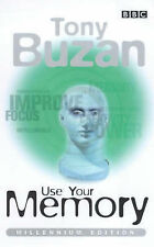 Use Your Memory by Tony Buzan (Paperback, 2000)