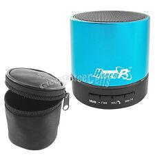 Hyper Sans Fil Bluetooth Stéréo Haut-parleur Main libre Micro carte TF Pour
