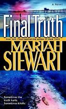 "Mariah Stewart - ""Final TRUTH"" - The ""TRUTH"" Series - Crime Drama, Suspense"