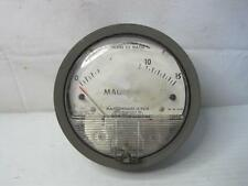 8993 Magnehelic 0-15 Inches Of Water Gauge Gage F.W. Dwyer FREE Ship Conti USA