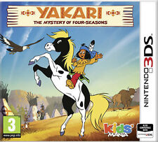Yakari The Mystery Of Four-Seasons Nintendo 3DS IT IMPORT RAVENSCOURT