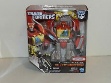 Transformers Fall of Cybertron Blaster Autobot with Steeljaw
