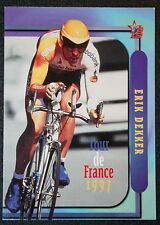 Tour de France  Rabobank  Rouleur  Erik Dekker   Photo Card VGC